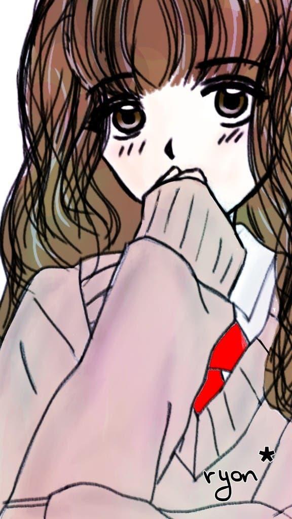イラスト 萌え袖 Ryon 小説投稿エブリスタ